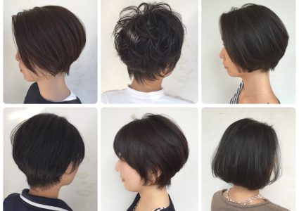 ショートヘアが似合う「顔」「髪質」を現役美容師が徹底解説